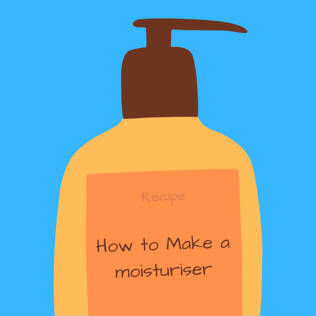 How to make a natural moisturiser