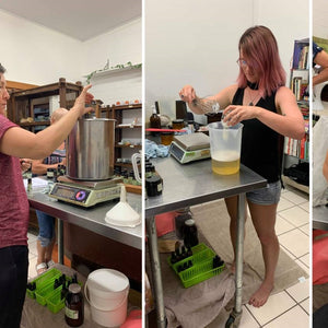 Castile Soap Making for Beginners - this class has been combined with the skincare making 1 day class