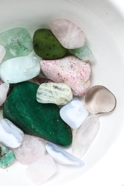 A Guide To Crystal Cleansing