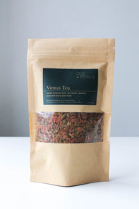 Best Herbal Tea Blend for Libido Sex Drive - Aphrodisiac - cinnamon, horny goat weed, damiana, rose, violet