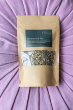 Load image into Gallery viewer, Dream Tea Herbal Blend For Lucid Dreaming, Dream Recall, Intuition, Astral Travel - Mugwort, vervain, crystal infused