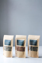 Load image into Gallery viewer, Magical Herbal Loose Leaf Tea Blends - Made in Canada - Crystal + Intention Infused