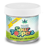 CBD SOUR POPPERS GUMMIES