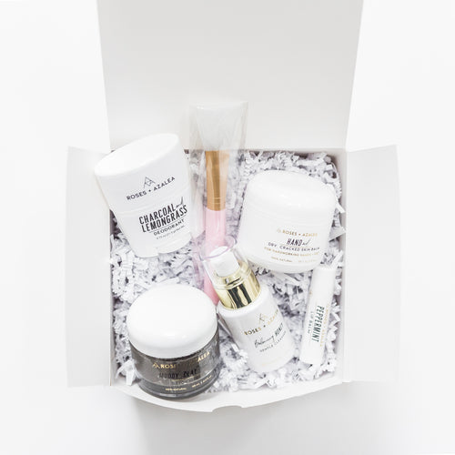 Gift Box - Honey, You Da Balm