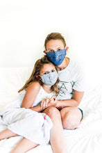 Load image into Gallery viewer, Fabric Face Mask - for teens and adults