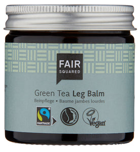 "Fair Squared, ""leg balm"" leggkrem green tea, 50ml"