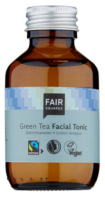 Fair Squared, facial tonic green tea, 100ml