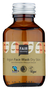 Fair Squared, facial mask fluid - Dry Skin Argan 100ml