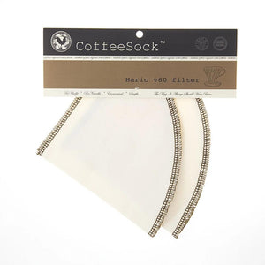 Coffee Sock, Kaffefilter #4, 2 stk