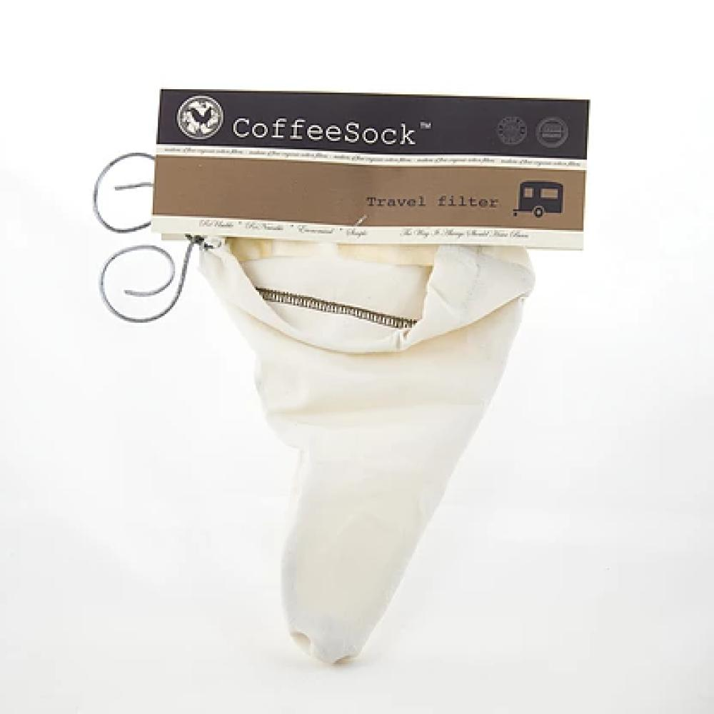 Coffee Sock, reisekaffefilter