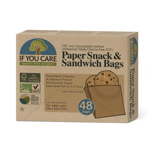 If You Care, sandwich bags