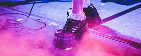 GOTH SHOES