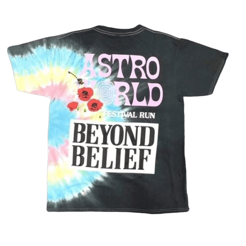 BEYOND BELIEF TEE - LIMITED AT 20 EXEMPLARY
