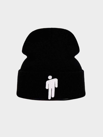 BILLIE BEANIE Black / Head 56 to 58 cm
