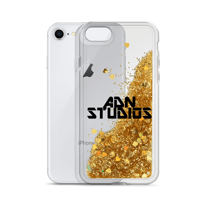 IPHONE CASE ADN STUDIOS Gold / iPhone 7/8