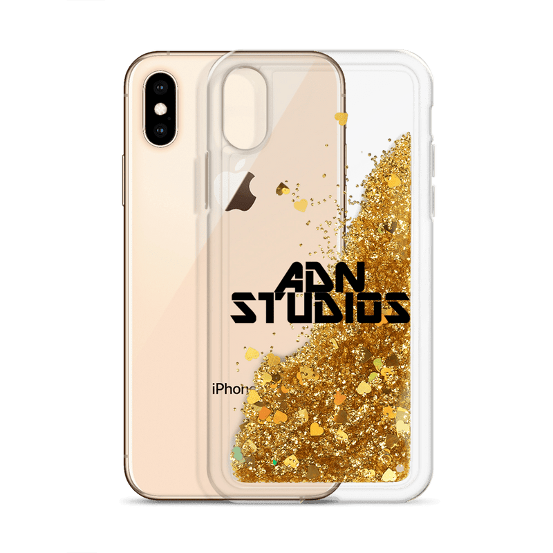 IPHONE CASE ADN STUDIOS Gold / iPhone X/XS