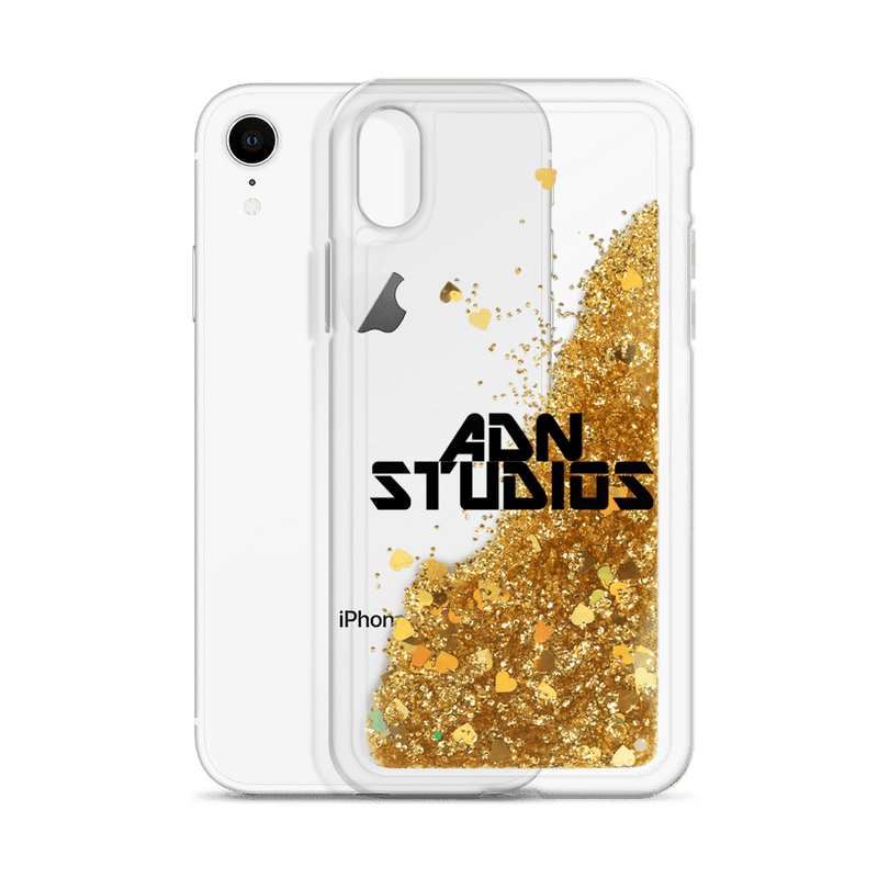 IPHONE CASE ADN STUDIOS Gold / iPhone XR