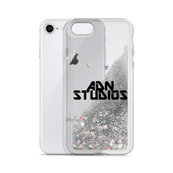 IPHONE CASE ADN STUDIOS Silver / iPhone 7/8