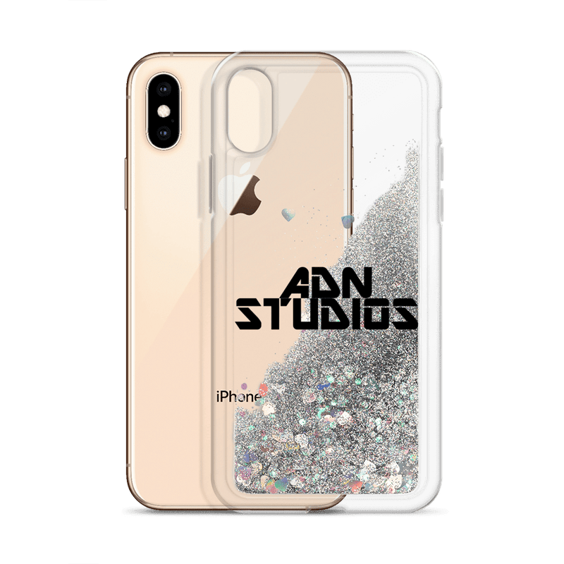 IPHONE CASE ADN STUDIOS Silver / iPhone X/XS