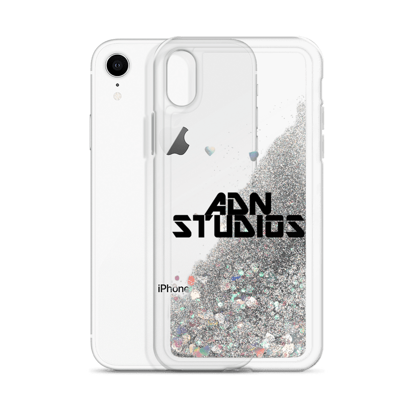 IPHONE CASE ADN STUDIOS Silver / iPhone XR