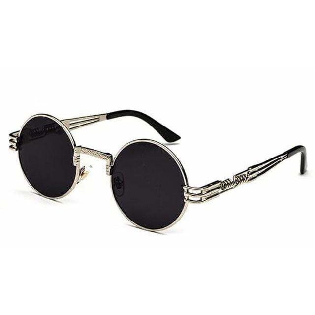 QUAVO SUNGLASSES Silver With Black