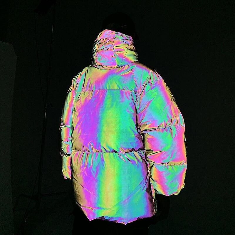 REFLECTIVE JACKET PARKA