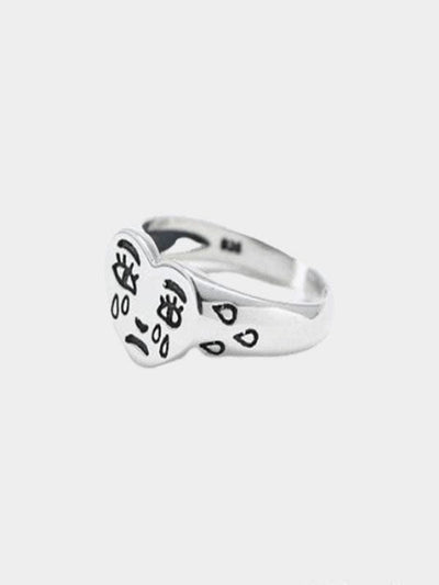 RING LOVE Silver