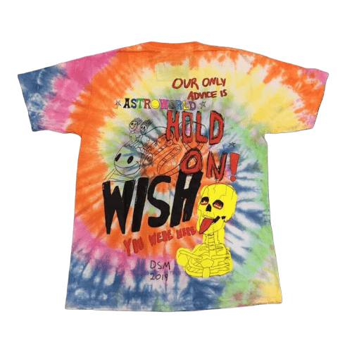 WISH YOU WERE HERE TEE - LIMITED AT 20 EXEMPLARY