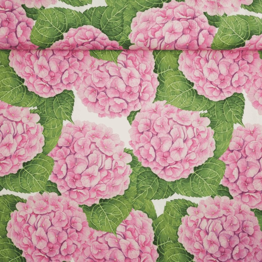 Hortensia Rosa Jersey - Color in my Soul