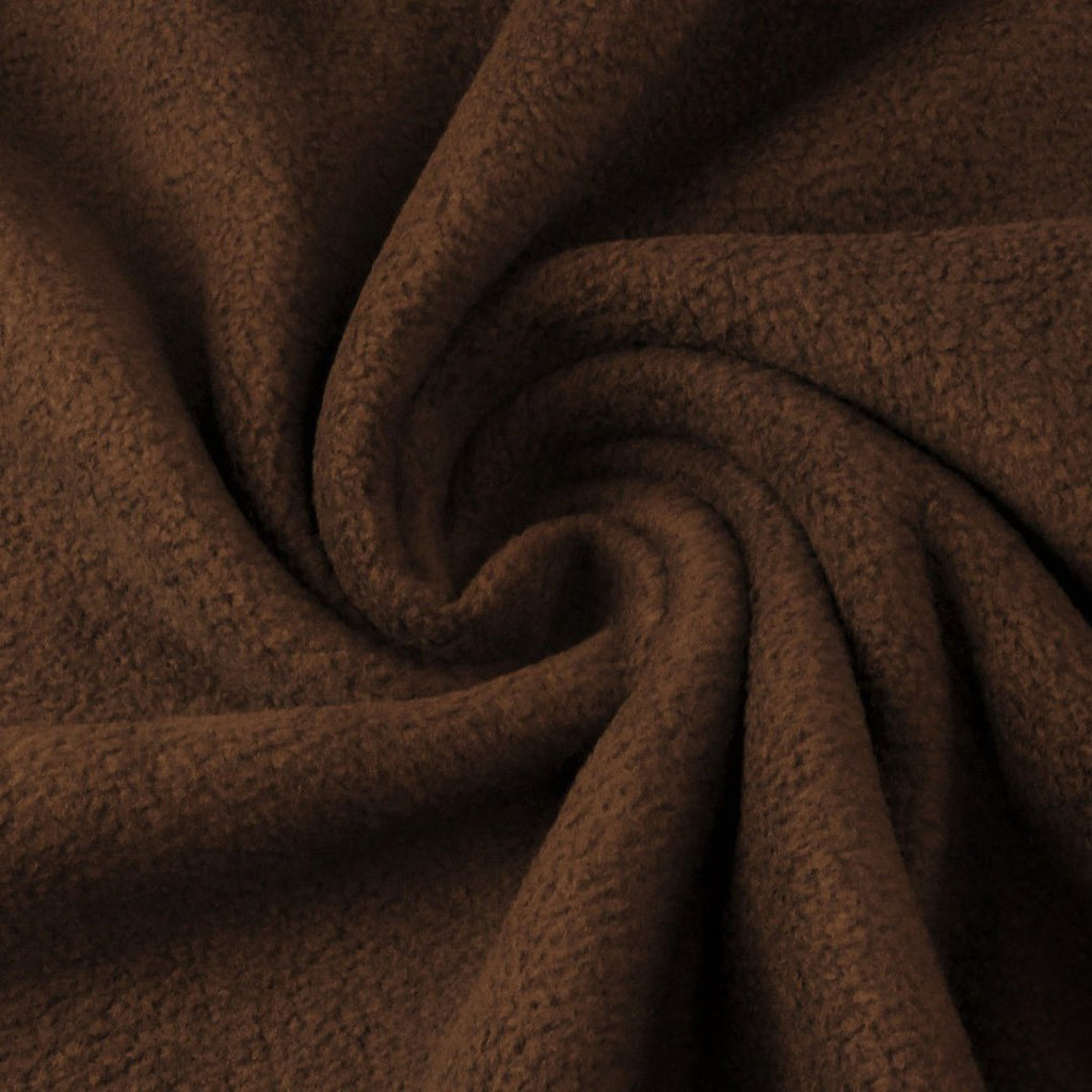 Polar Fleece - Brun