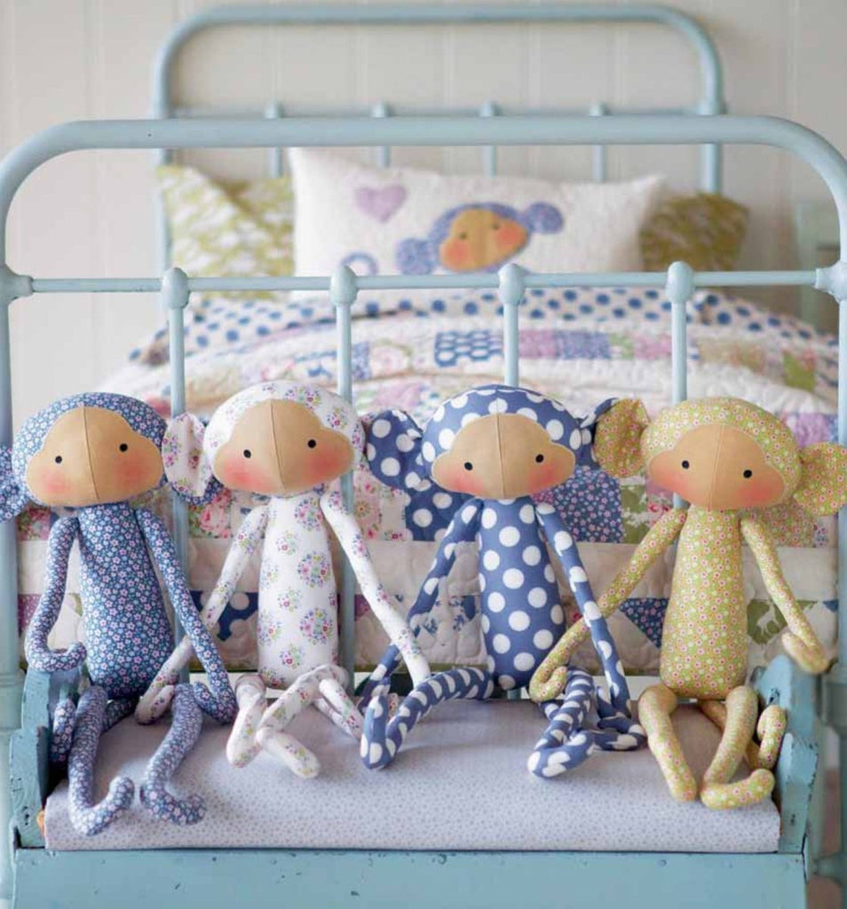 Tilda's Toybox : Sewing Patterns for Soft Toys and More from the Magical World of Tilda
