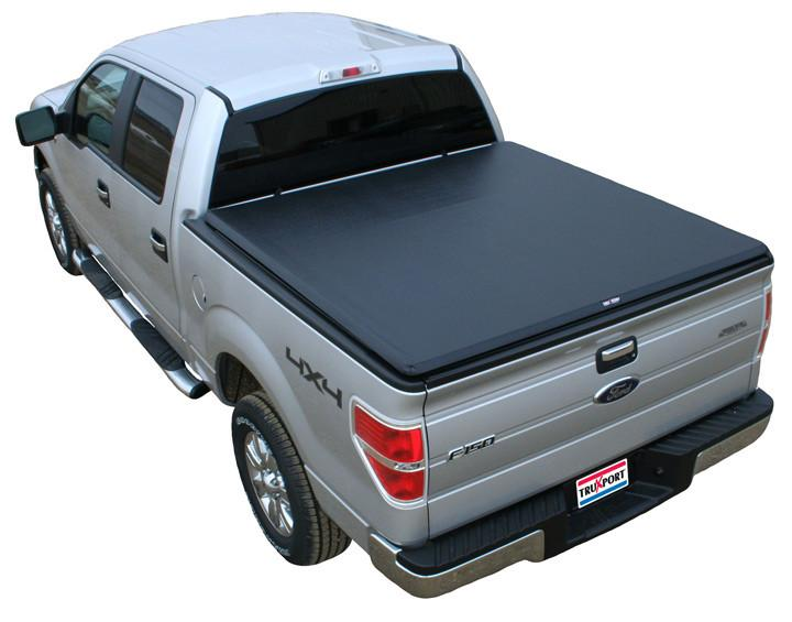 Truxedo 298701 Truxport Roll Up Tonneau Cover Fits 2015 2016 Ford F150 With 8 Ft Bed The F150 Shop Canada