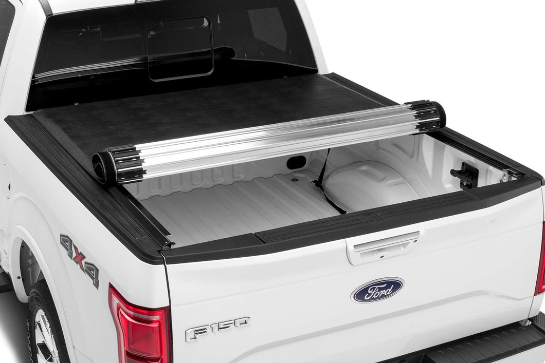 Truxedo 997701 Titanium Series Tonneau Cover Fits 2015 2016 Ford F150 With 5 5 Bed The F150 Shop Canada