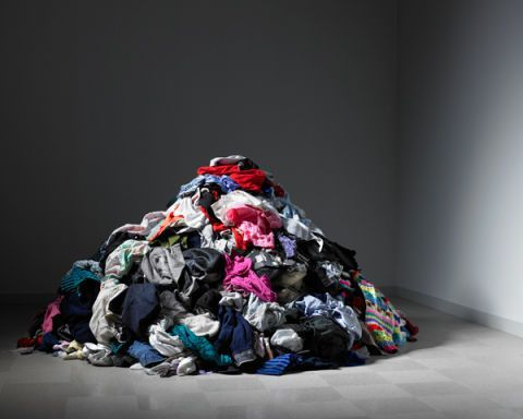 National Recycling Week: Reuse & Recycle Your Clothes