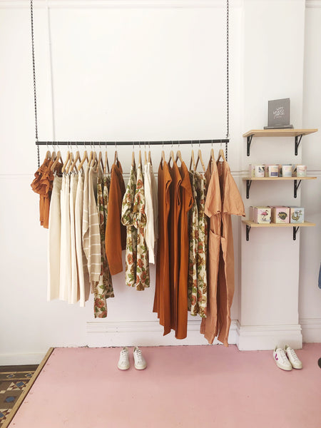 Kindly, Darling Boutiqe Interior