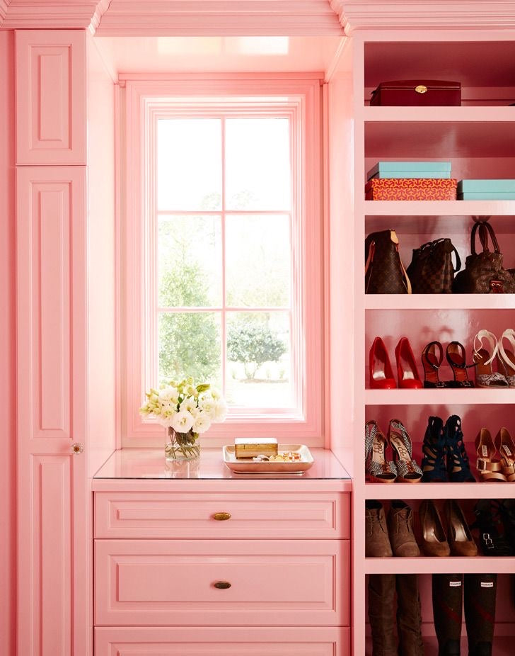 Pink Closet | Kindly, Darling Sustainable Blog