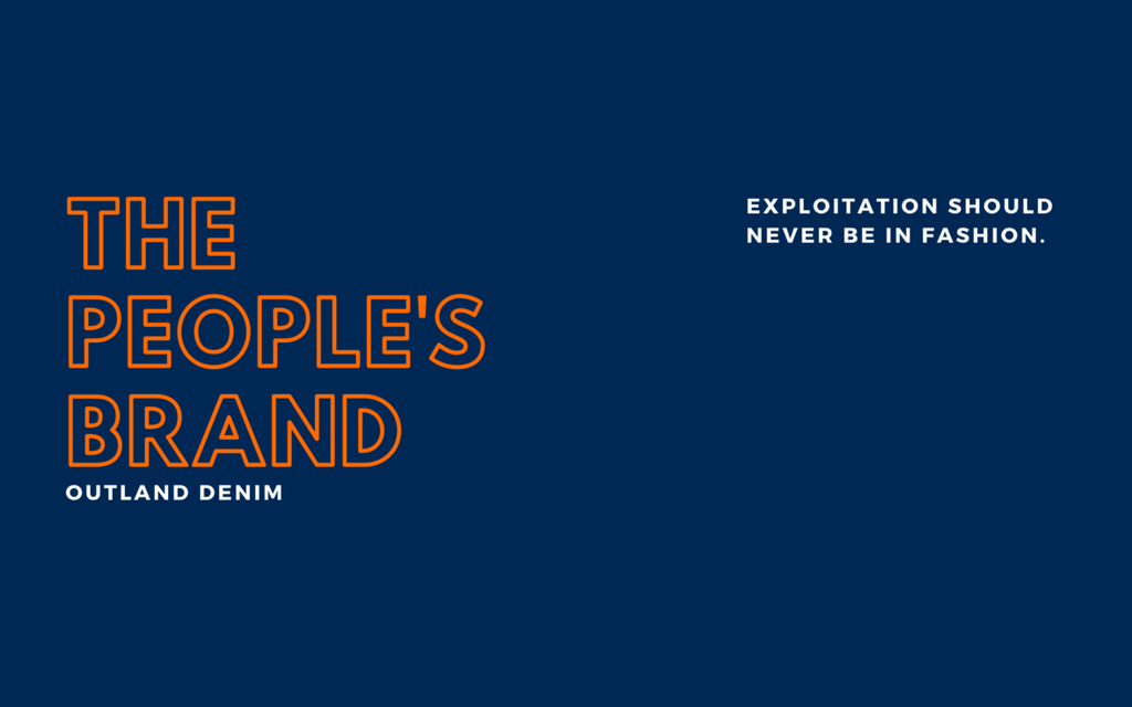 Outland Denim The People's Brand