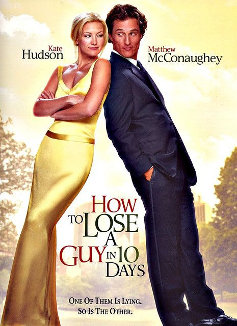 How to loose a guy in 10 days poster
