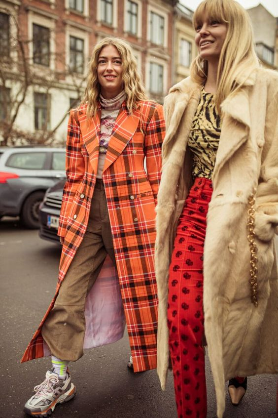 Colourful Street Style Outfit Inspiration