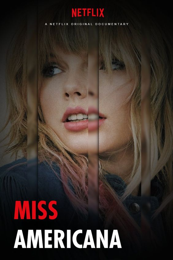 Miss Americana Documentary poster