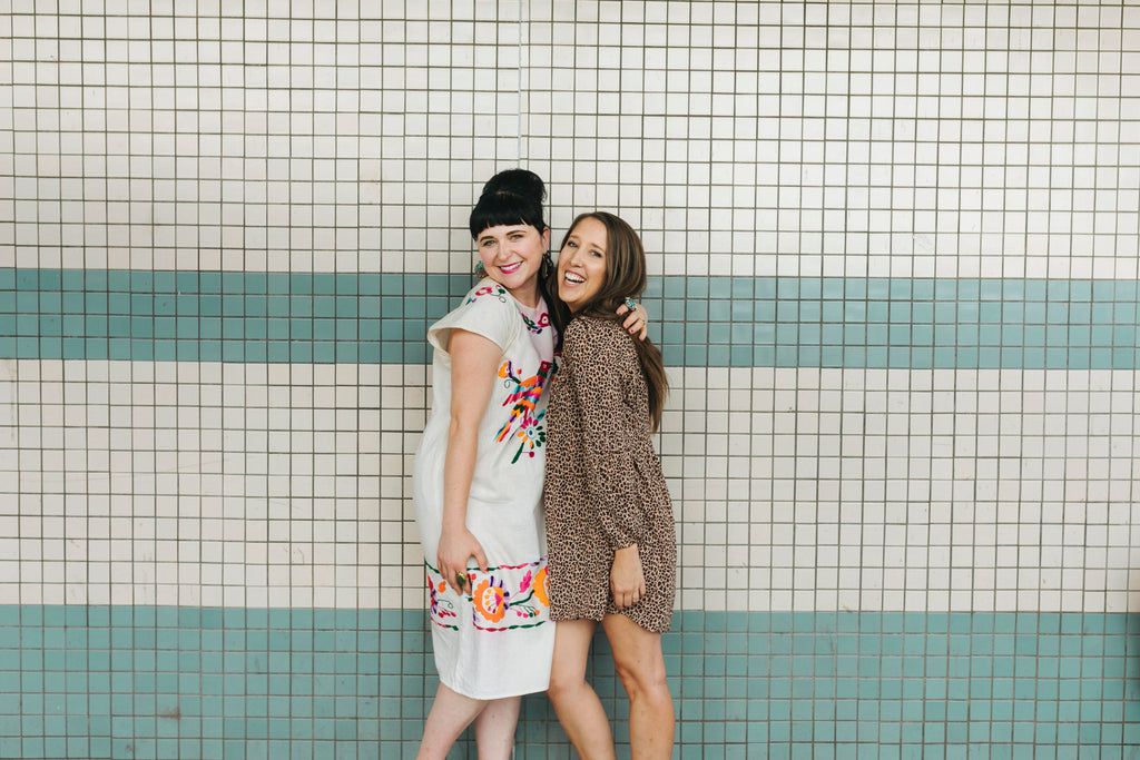 Libby & Ali Image peppermint studios