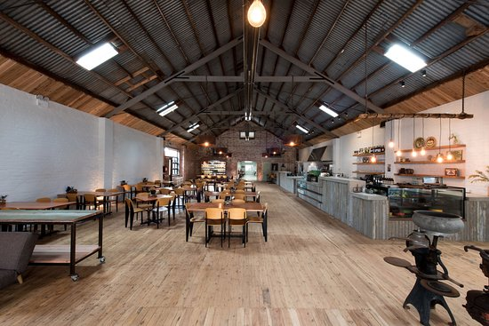 Coolamon Cheese Factory Interior