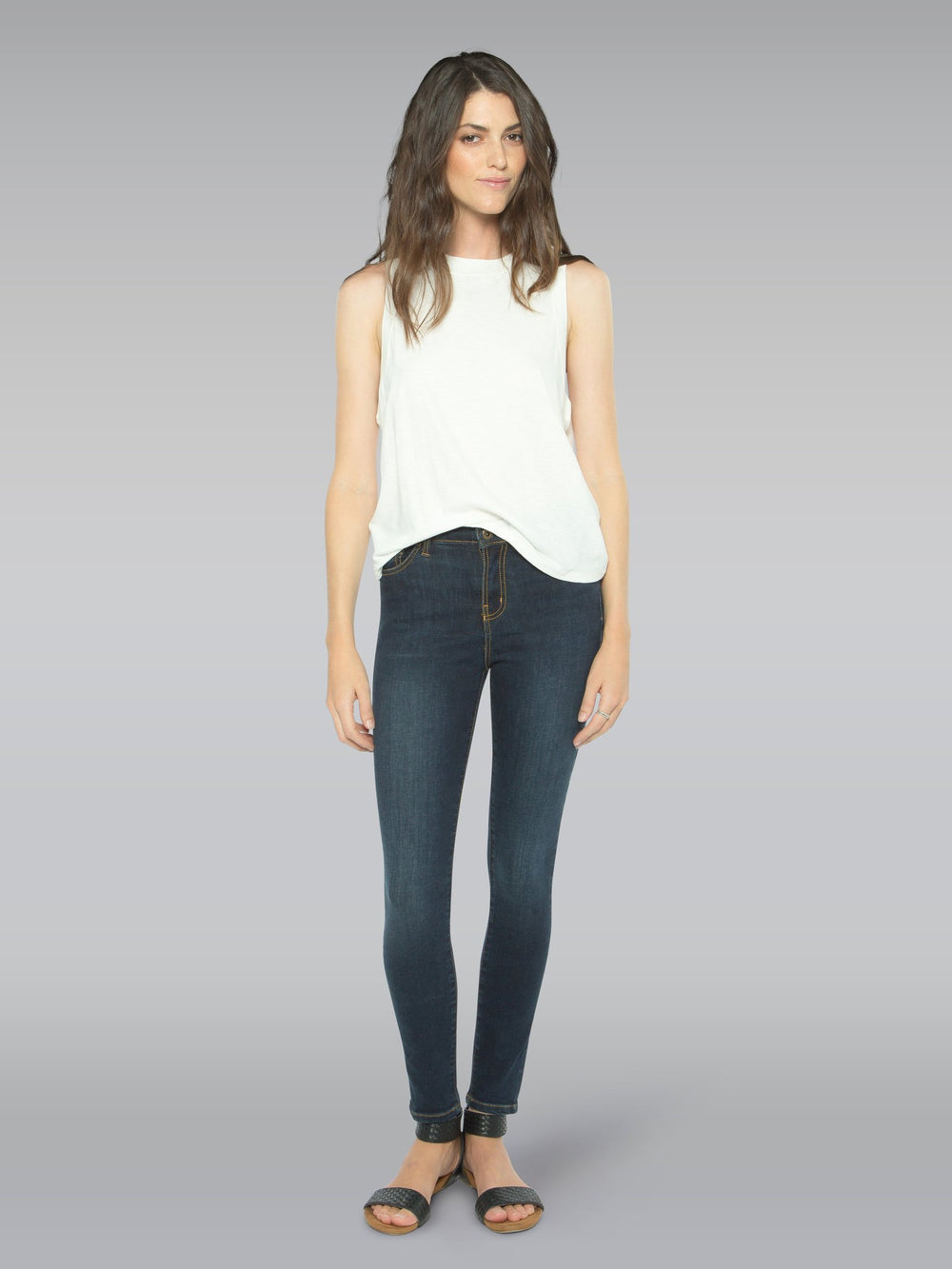 Outland Denim - Isabel Jean in Pacific