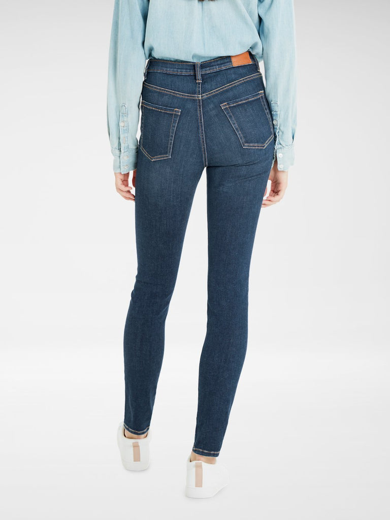 Back view of the Outland Denim Australia  Harriet Ladies Jean in Byron| Kindly, Darling