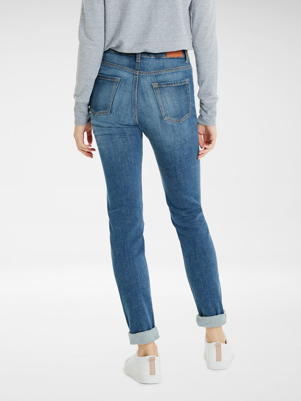 Outland Denim - Lucy Jean in True Blue
