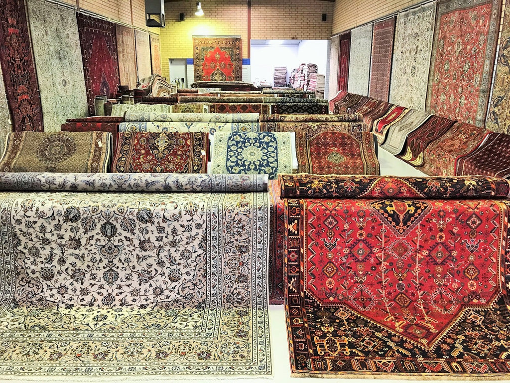 Persian Rug Sale in Perth By Public Auction