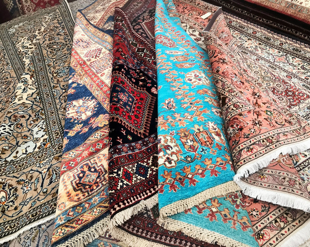 Persian Rug Shipment Arrived