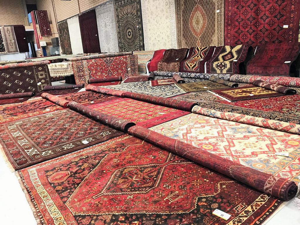 Persian Rug Winter Auction Perth