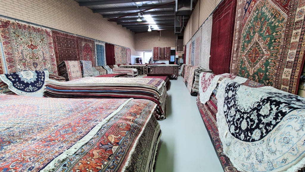Finding an authentic handmade rug in Perth
