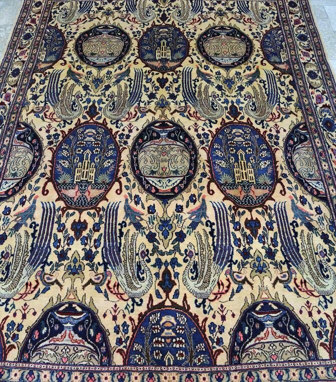 Full Room Size Mood Rug